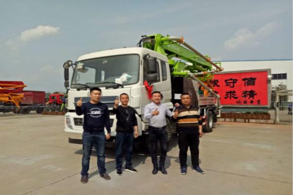 长沙专业提供27米臂架泵/长沙29米臂架天泵/长沙33米搅拌臂架泵/长沙37米搅拌臂架天泵